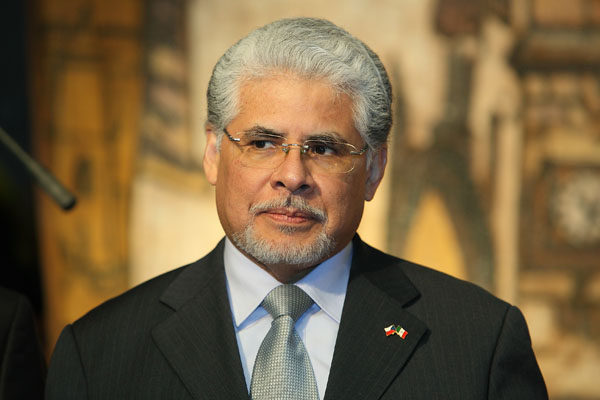 Mexický velvyslanec