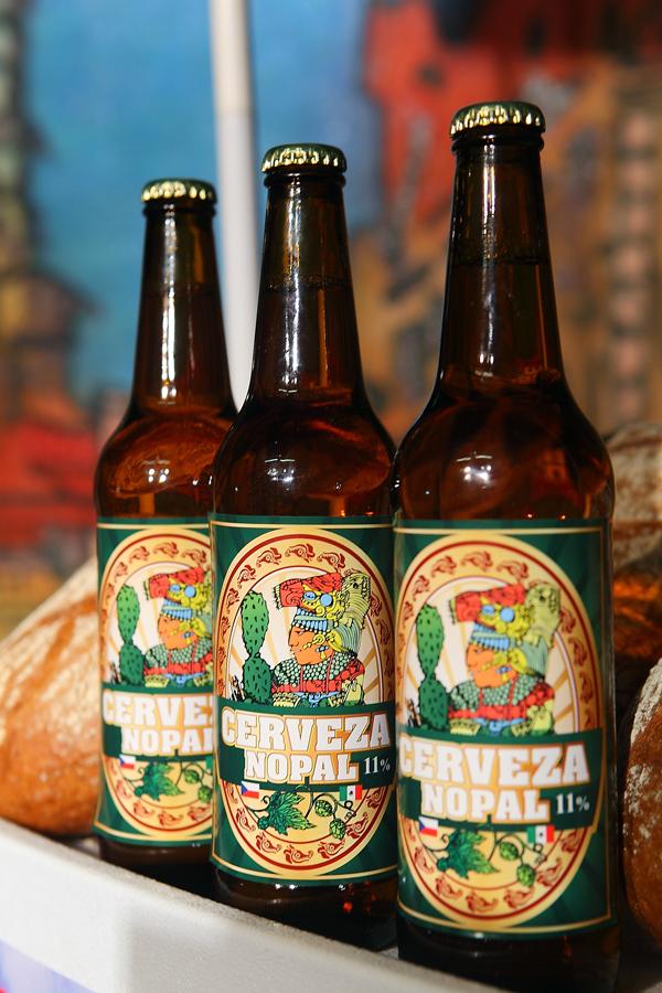 Nopalové pivo